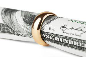 alimony oudated concept